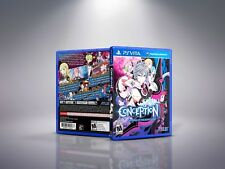 Conception II: Children of the Seven Stars - Vita Cover and Case. NO GAME!!