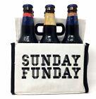 Beer Bottle Caddy - Sunday Funday 6 Bottle Caddy