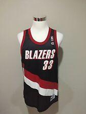 Rare Vintage 90's Scottie Pippen Portland Trailblazers Champion NBA Jersey Sz 48