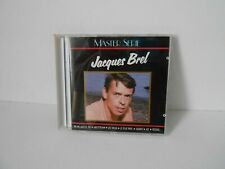 Jacques Brel album cd master série