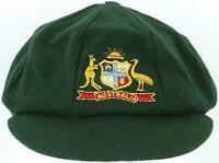 2pcs  Australia Baggy Green Cricket Cap Brand New  - Free Shipping