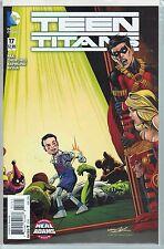Teen Titans #17 Neal Adams Variant
