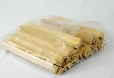 Lot of 23 Wooden Scrabble Game Letter Tile Racks Holders Tournament or Crafts ?