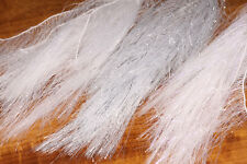 Ripple Ice Hair 4 Hareline USA 14 Farben schlanke Ripple Ice Variante 10 cm lang