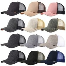 DJINNS ® TRUCKER MESH CAP Melambo Indoalot Felt Rubber Jute Flannel Leather Camo