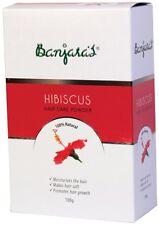 Banjaras HairCare Hibiscus Powder Stops Hair Fall Promotes Hair Growth 100g