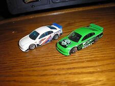 Nice Lot of 2 Hot Wheels SS Commodore ( VT ) Concept Sedan Sports Cars