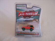 2016 GreenLight All Terrain Series 1995 Jeep Wranger Rio Grande GREEN Machine