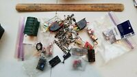 LOT OF tools  vintage train master mix train parts and switches