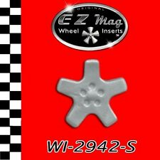 WI-2942-S Euro-Style Racing EZ Mag Wheel Inserts Fits H&R Chassis Slot Cars
