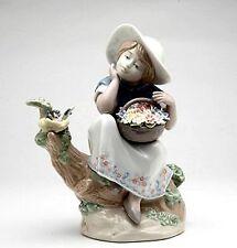 NADAL Fine Porcelain Figurine - SPRING TIME DREAMING  CG-10388