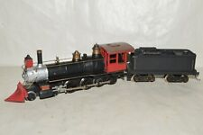 HO scale Tyco Mantua old time steam locomotive train 4-8-0