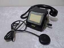 DDR TZ TM 642 Kurbel Telefon Vintage 1965 - DEFEKT für Bastler - Belogradtschik