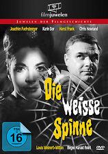 Die weiße Spinne - Joachim Fuchsberger, Karin Dor, Horst Frank DVD NEU + OVP!