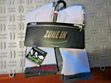 Zone In Athletic Socks - 5 pack