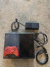 Microsoft Xbox One Console 1540 500Gb Black - Red Controller
