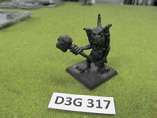 Warhammer Fantasy AoS Destruction primed oop metal Orcs & Goblins Stone Troll b