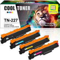 4PK for Brother TN227 Toner TN223 MFC-L3770CDW L3710CW HL-L3270CDW HL-L3290CDW