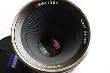 Carl Zeiss Makro Planar 50MM F/2 ZF Nikon fit lens