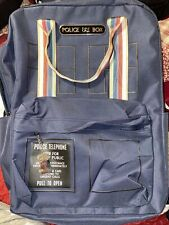 Doctor Who Thirteenth 13th Doctor Double Handle School Camp Book Bag Backpack