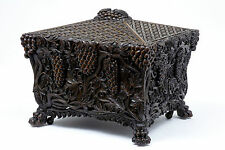 Walnut Pre-Victorian Boxes & Chests (Pre-1837)