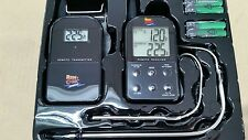 NEW Maverick ET-732  Remote Smoker / Grill Dual 2 Probe Wireless BBQ Thermometer