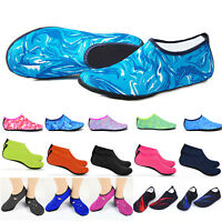 Unisex Water Shoes Aqua Socks Diving Sock Camouflage Wetsuit Barefoot Swim Sport