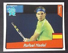 Rafael Nadal - Tennis  Panini London Olympics 2012 sticker #479