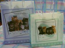 New Kittens 24-pc Christmas Holiday Gift Bag Set