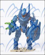 HALO MEGA CONSTRUX BLOKS BLUE HUNTER MINI FIGURE WARTHOG RUN GFT55