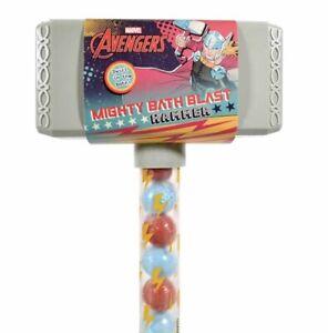 Marvel Avengers Mighty Bath Blast Hammer - Bath Bombs Brand New Discontinued