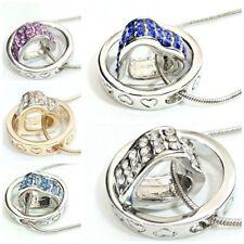 Unbranded Heart Stone Costume Necklaces & Pendants