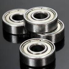 8mm*22mm*7mm 608ZZ de acero al carbono Surco Profundo rodamientos de bolas para la impresora 3D RepRap