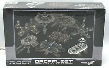Dropfleet Commander HDF99003 Modular Space Station Set (Terrain Kit) Starbase