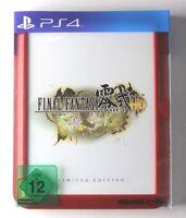 Final Fantasy Type-0 HD -- Limited Edition (Sony PlayStation 4...NEU