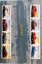GUINEA 2002 Klb 3700-07 Ferrari Automobile Sportwagen Autos Sports Cars KFZ MNH