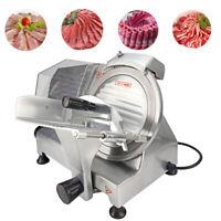 Aufschnittmaschine Wurstschneidemaschine Gastronomie 220 mm Schrägschneider