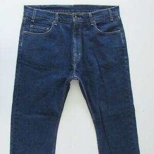 Kirkland Jeans Size W38 L30 Men's Blue Straight Leg Denim