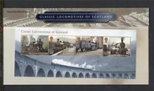 GB 2012 CLASSIC LOCOMOTIVES OF SCOTLAND PRESENTATION PACK NO 468