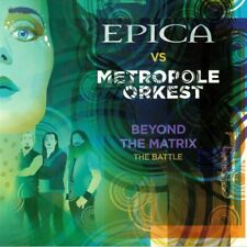 EPICA vs METROPOLE ORKEST feat ARJEN LUCASSEN - Beyond The Matrix: The Battle