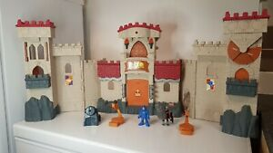 FISHER PRICE IMAGINEXT PLAYSET/FORT/CASTLE