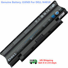 OEM Dell Battery J1knd Inspiron 48wh Capacity & AC Adapter Charger 19.5v 6.7 a