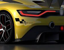 Para Renault Sport Auto Pegatina De Vinilo Paragolpes Ventana Puerta Calcomanía Gráfico