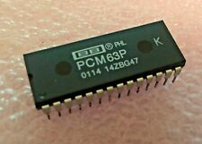 PCM63P-K 20-Bit Monolithic Audio DIGITAL-TO-ANALOG CONVERTER PCM63P