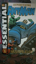 ESSENTIAL ANT-MAN in inglese First printing 2002 OTTIMO stan lee jack kirby