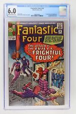Fantastic Four #36 - Marvel 1965 CGC 6.0 1st Appearance of the Frightful Four!