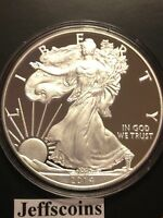 2014 W Proof AMERICAN EAGLE SILVER DOLLAR West Point US MINT NO BOX or COA .999