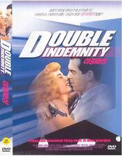 Double indemnity (1944) New Sealed DVD Billy Wilder
