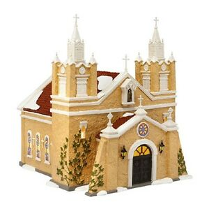"Department 56 ~  Snow Village ""OUR LADY OF GUADALUPE"" Church ~ MIB"