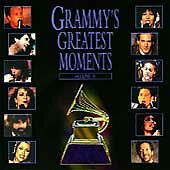 Grammy's Greatest Moments, Vol. 2 by Various Artists (CD, Feb-1994, Atlantic (La